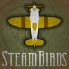 SteamBirds spel