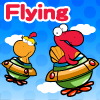 DinoKids - Flying spel