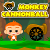 Monkey Cannonball spel