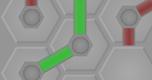 Hexiom Connect spel