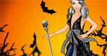 Halloween Pompoen Meisje