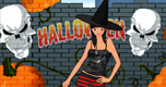 Halloween Bad Girl spel
