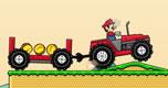 Mario Tractor spel