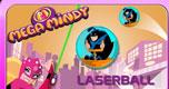 Mega Mindy Laserball spel