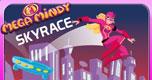 Mega Mindy Skyrace spel