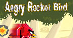 Angry Rocket Bird spel