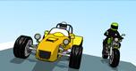 Coaster Racer 2 spel