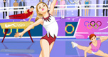 Gymnaste Opmaken spel