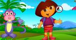 Dora Verschillen Zoeken spel
