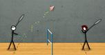 Badmintontoernooi spel