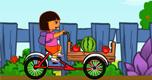 Dora Fietsbak spel