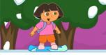 Dora Snowboarden