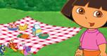 Dora Voedselpiramide spel