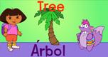 Dora Leer Engels En Spaans