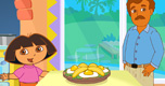 Dora Koken In De Keuken spel