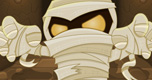 Mummies Opblazen spel