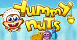 Yummy Nuts spel