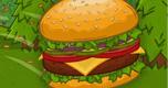 Hamburger Gooien spel
