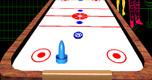 Airhockey spel
