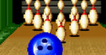 League Bowling spel