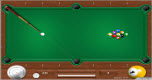 9 Ball biljart spel