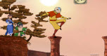 Avatar Aang On spel