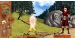 Avatar bending battle spel