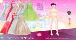 Barbie aankleden spel