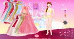 Barbie aankleden 2 spel