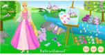 Barbie als Rapunzel spel