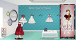 Barbie flower girl spel