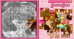 Barbie legpuzzel 3