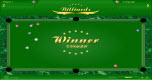Billiards spel