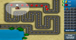 Bloons Tower Defense 4 spel