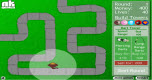 Bloons tower defense spel