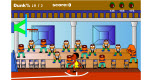 Bobblehead basketbal spel