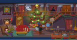 Caspers Haunted Christmas spel