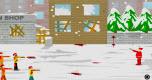 Christmas zombie