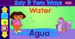 Dora woorden leren spel