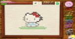 Hello Kitty borduren spel