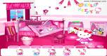 Hello Kitty kamer inrichten spel