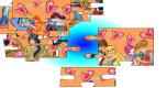 Legpuzzel Winx Valentijn
