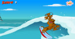 Scoobydoo surfen