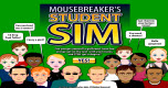 Student Sim spel