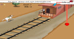 Train Shootout spel
