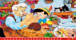 Verborgen nummers Pinokio spel