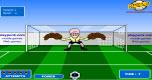 Voetbal spel Penno