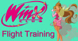 Winx flight training